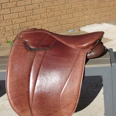Feldmann Tolt saddle