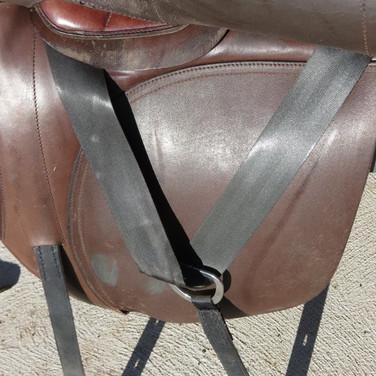 Feldman Tolt saddle