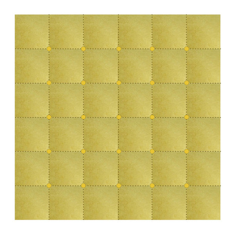 Banquette Upholstery: Sample Pattern