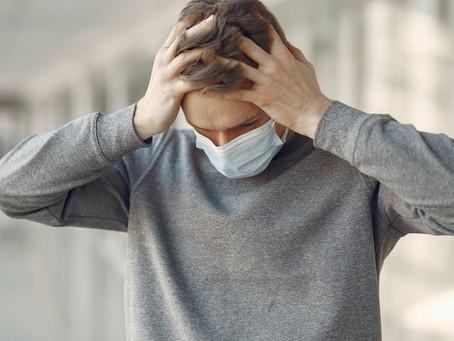 Coronavirus tips. Ahogo y falta de aire: ¿crisis de ansiedad o problema físico?