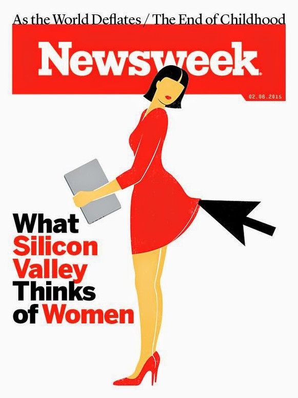 Newsweek & Integrated Misogyny - I've felt it. How bout you?