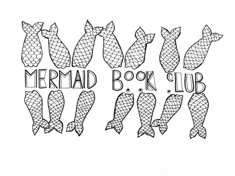 MERMAID BOOK CLUB
