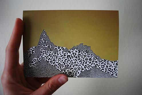 Beartooths Greeting Card