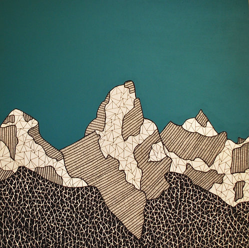 The Grand Tetons