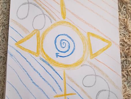 DNA pt. 3: Solar Plexus, I AM