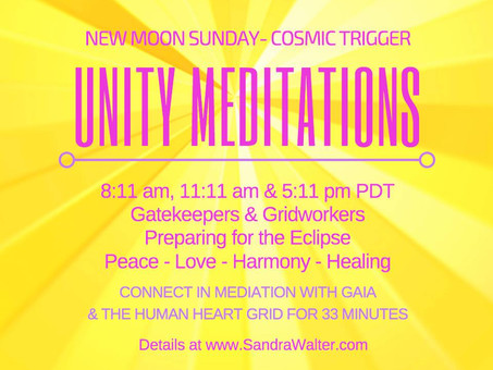 LIGHTWORKER UPDATE/ENERGY ALIGNMENTS ARE ON