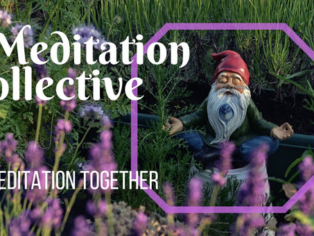 Co-Meditation Collective: JOIN US!