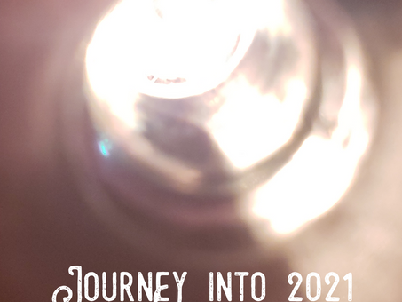 Journey into 2021 with Me!