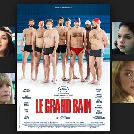 HOMBRES AL AGUA (Le Gran Bain) Cine en casa (estreno en Netflix)