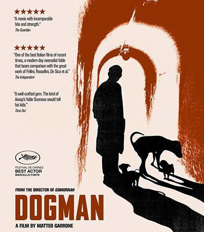 DOGMAN (2018) Dirección: Matteo Garrone