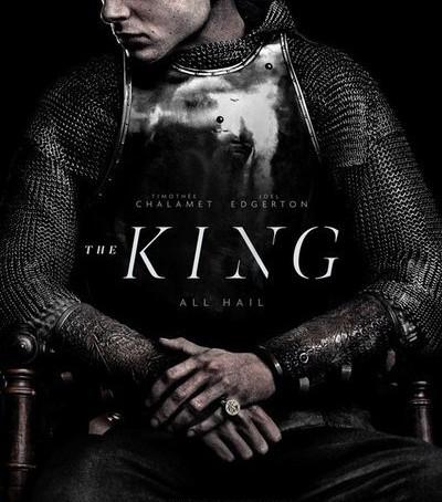 EL REY (THE KING) Estreno en Netflix