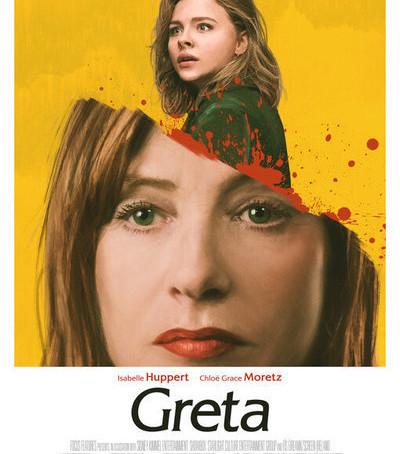 LA VIUDA/GRETA (2019) Neil Jordan