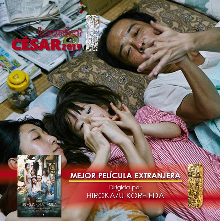 Mejor film extranjero/Japón