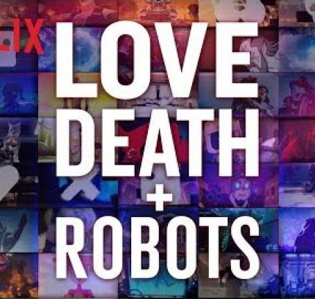 LOVE DEATH & ROBOTS (2019) Netflix