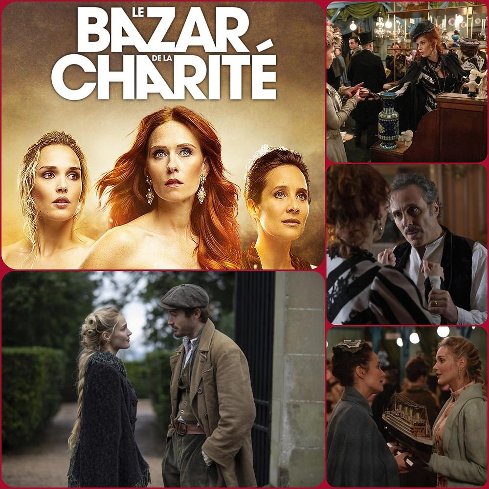 El Bazar De La Caridad Serie