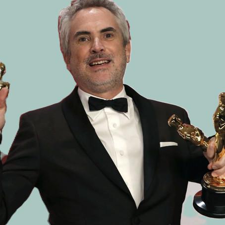 """OSCAR 2019 """"ROMA"""" Mejor película extranjera"""