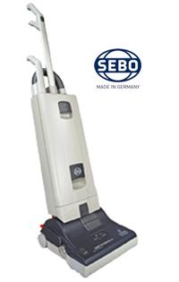 SEBO ESSENTIAL G1 Upright Vacuum Cleaner