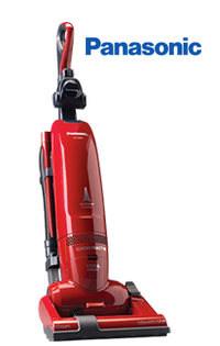 Panasonic Platinum Optiflow Technology Upright Vacuum Cleaner