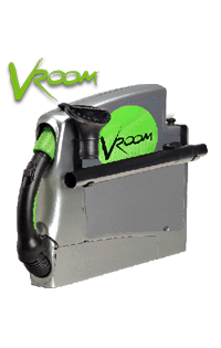 Vroom Quick-Clean Home Central Vacuum Accessory