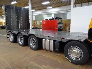 Produktion 5 – Scania Baustellentaxi