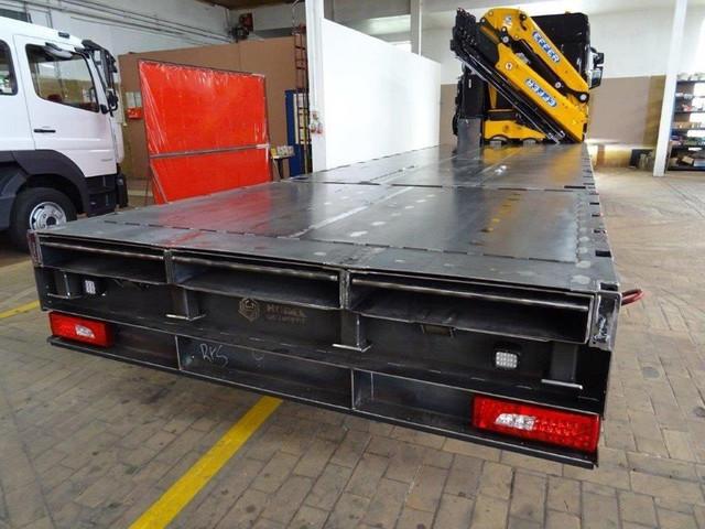 Produktion 2 – Scania Baustellentaxi