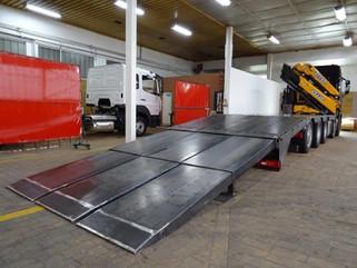 Produktion 1 – Scania Baustellentaxi