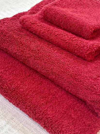 Abyss towels 502 Hibiscus