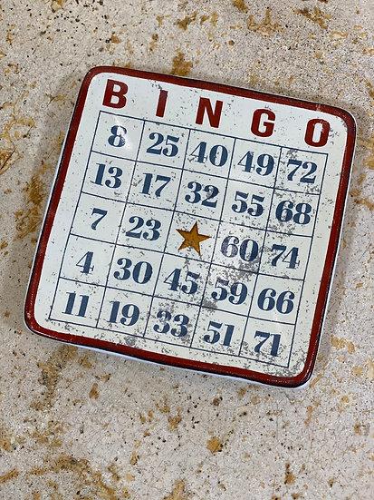 Bingo dish