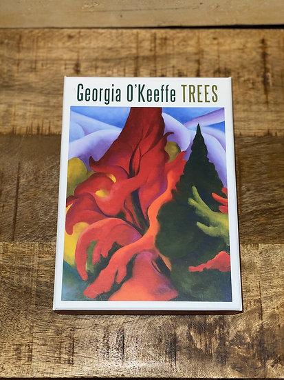 Georgia O'Keeffe Trees box card set