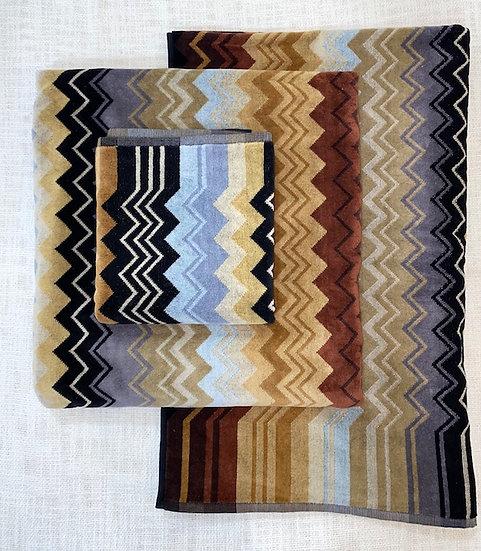 Missoni towels Giacomo 160