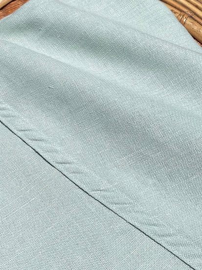 Libeco Polylin Washed tablecloths and napkins (many colors)
