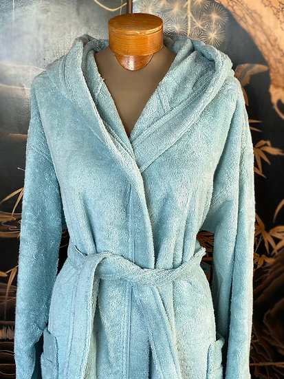 Cotton Terry robes (many colors)
