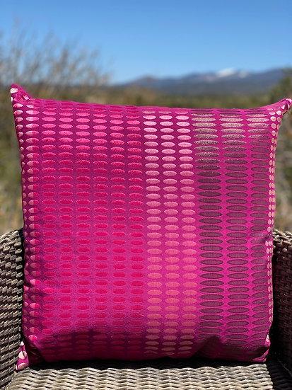 Rozella Fuchsia pillows (2 sizes)