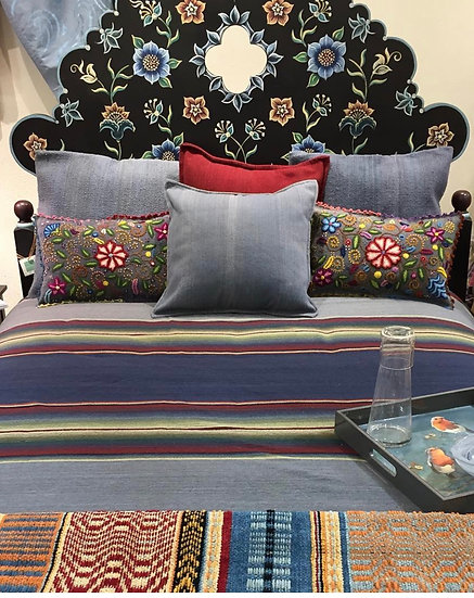 Sergio Martinez wool bedspreads (many colors)