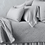 Thumbnail: Bella Notte Vienna King Sterling Coverlet