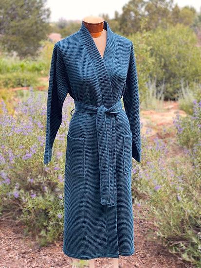 Coyuchi unisex waffle robes (many colors)