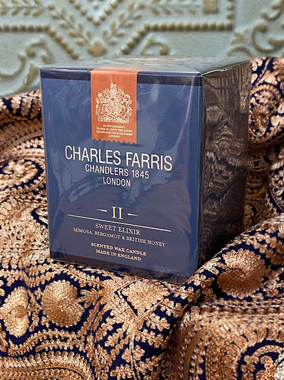 Charles Farris Candles, Chandlers to the British Royal Family since 1845