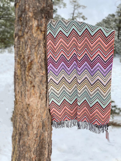 Missoni throw Perseo 159
