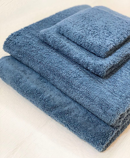 Abyss towels Blue Stone 306