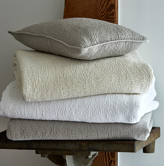 Traditions Linens Couture Matelasse Coverlets (many colors)