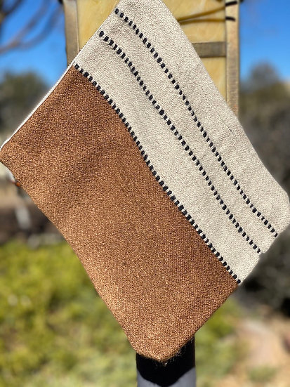 Libeco small linen/wool bag