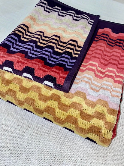 Missoni towels Lara 156