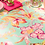 """Thumbnail: April Cornell """"Orchid study"""" outdoor tablecloth"""