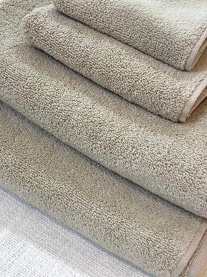 Microcotton towels Oat