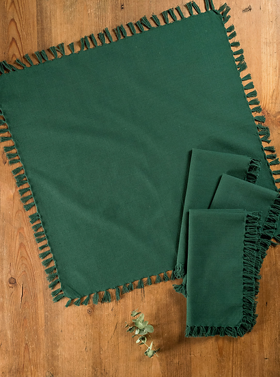 April Cornell cotton napkin set (4)
