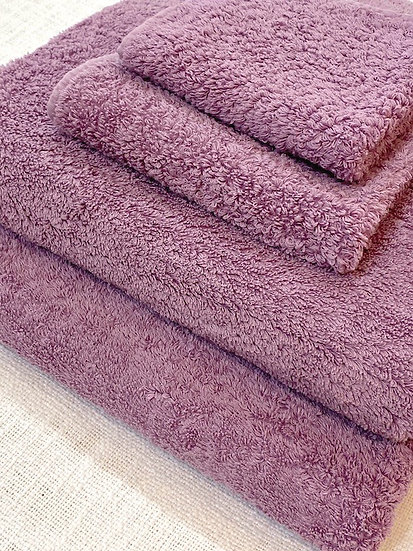 Abyss towels 440 Orchid