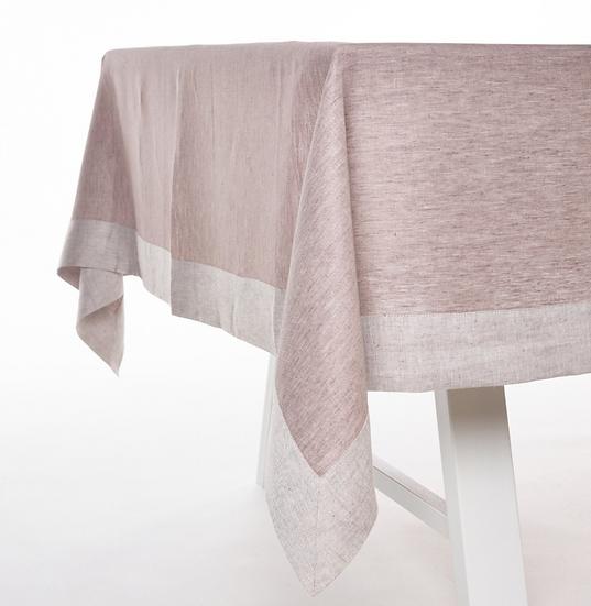 Libeco Frascati tablecloths and napkins