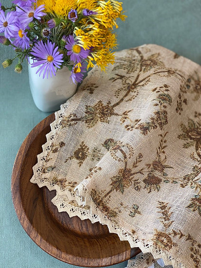 April Cornell linen Vintage Garden napkins (set of 4)