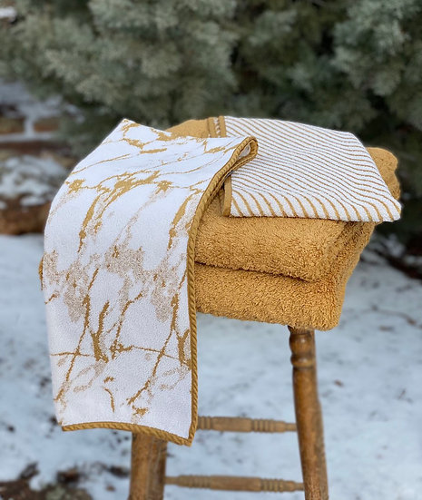 Abyss Marbre & Casual 840 towels