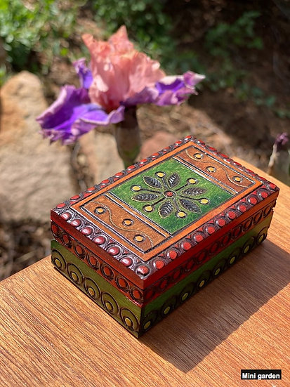 Handmade wooden boxes made in Poland